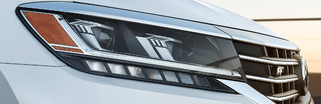 What can I expect inside the 2020 Volkswagen Passat?