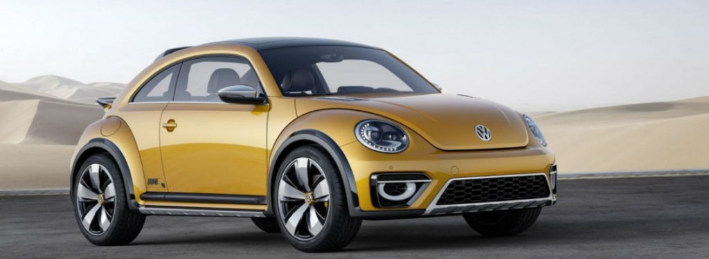 Volkswagen Announces New Beetle For 2018