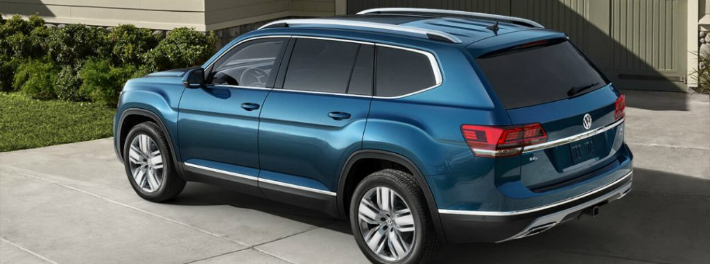 Honda Accord Lease >> Trim Level Comparison of the 2018 Volkswagen Atlas