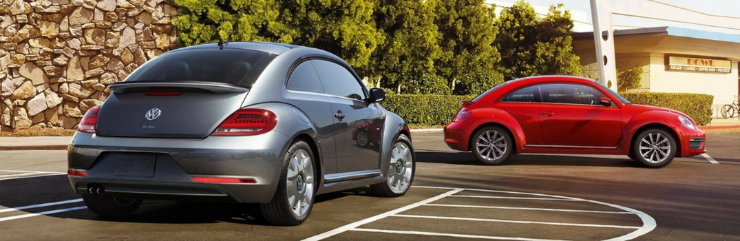 2018 VW Beetle New Trim Lineup and Features