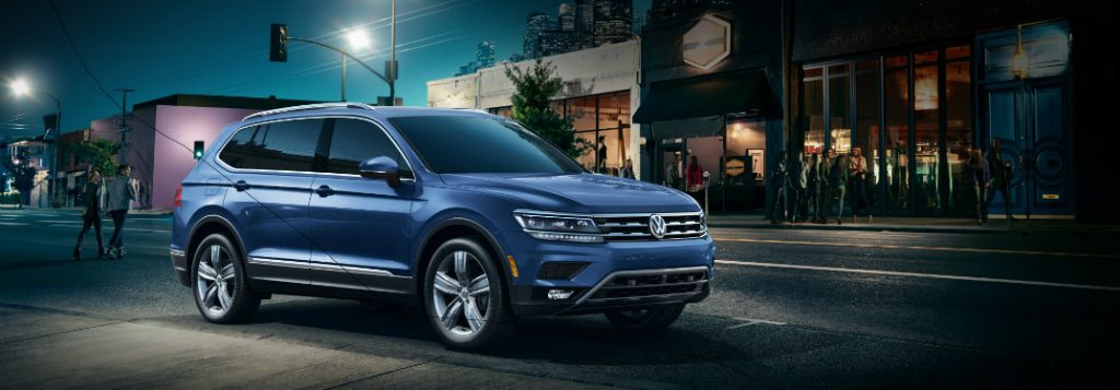 Vw Atlas Lease >> 2018 vs 2019 Volkswagen Tiguan