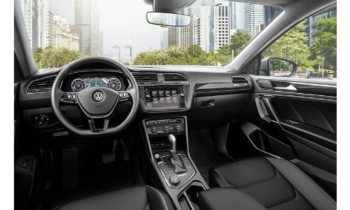 2019 Volkswagen Tiguan Engine Performance