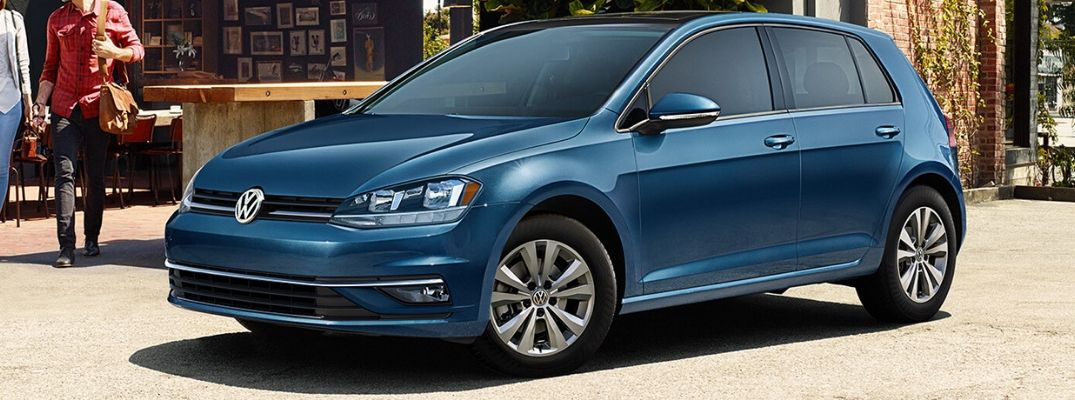 What Technology and Safety Features are Available in the 2019 Volkswagen Golf?
