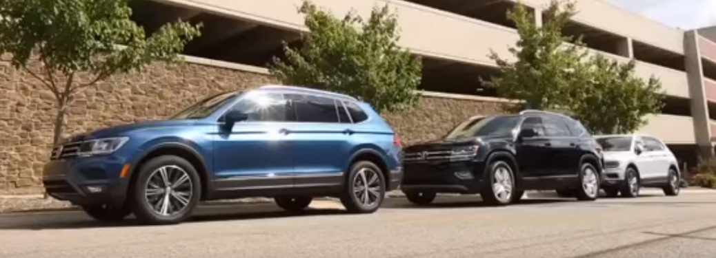 Learn How to Park a Volkswagen Vehicle with the Park Assist Feature