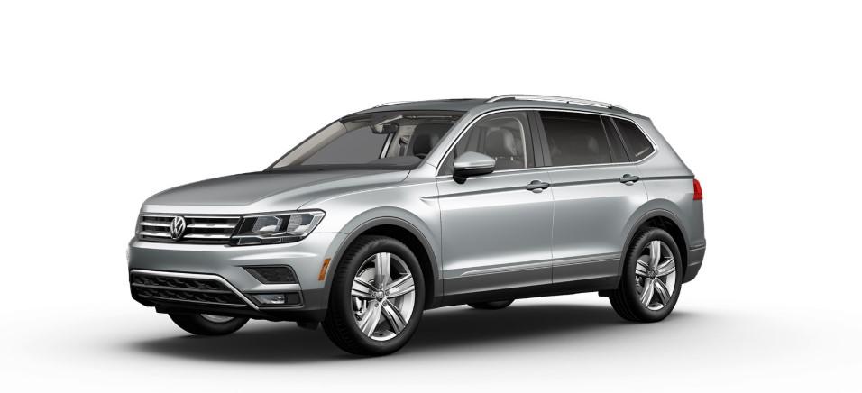 2020 VW Tiguan Pyrite Silver Metallic