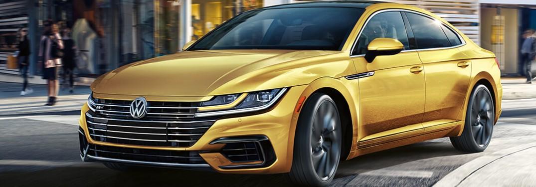 2019 Volkswagen Arteon Interior Options