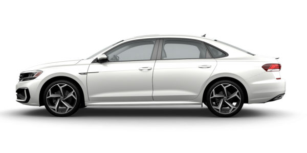 2020-VW-Passat-Pure-White