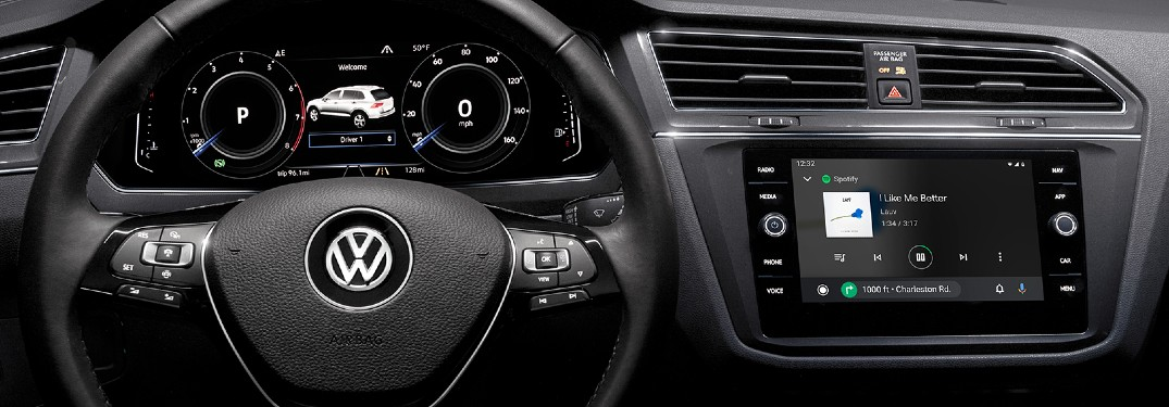 What Volkswagen Models Have Android Auto™?