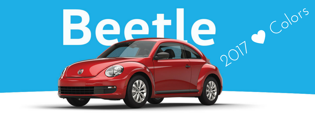 What Color 2017 Volkswagen Beetle Should I Get