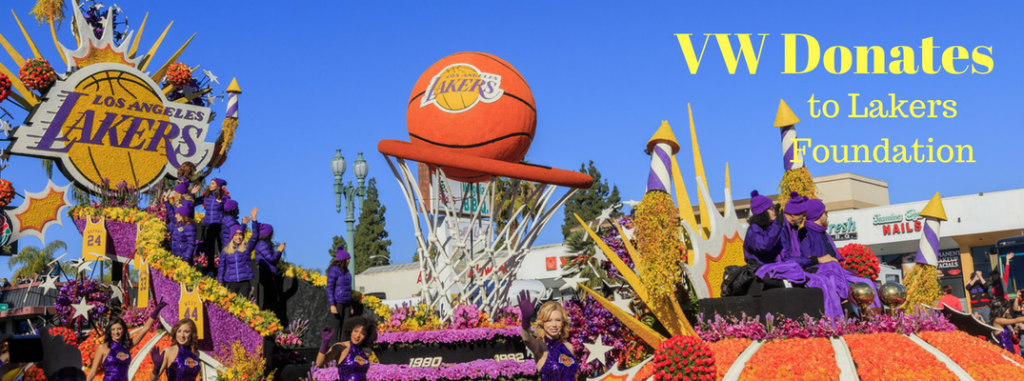 Truecar Used Cars >> 2018 Volkswagen Atlas and the LA Lakers Youth Foundation