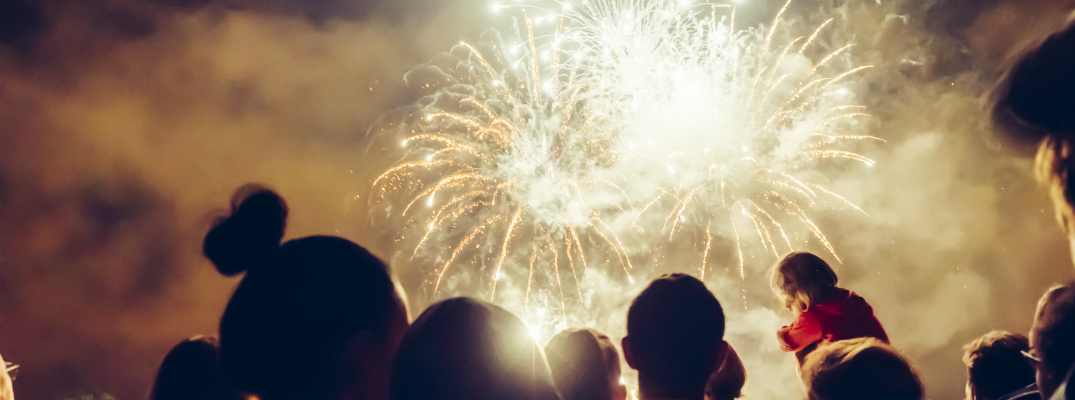 2017 4th of July Events Near Folsom, CA Fireworks