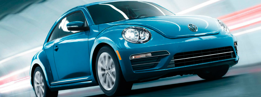 Driving Assistance Features on the 2017 Volkswagen Beetle Exterior