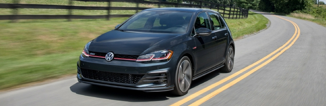 2018 Volkswagen Golf Gti Engine Specs And Performance Information