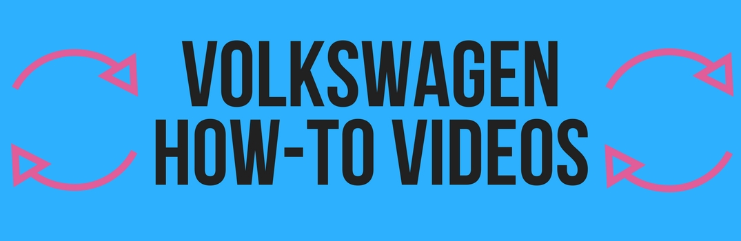 Volkswagen How-To Videos Banners