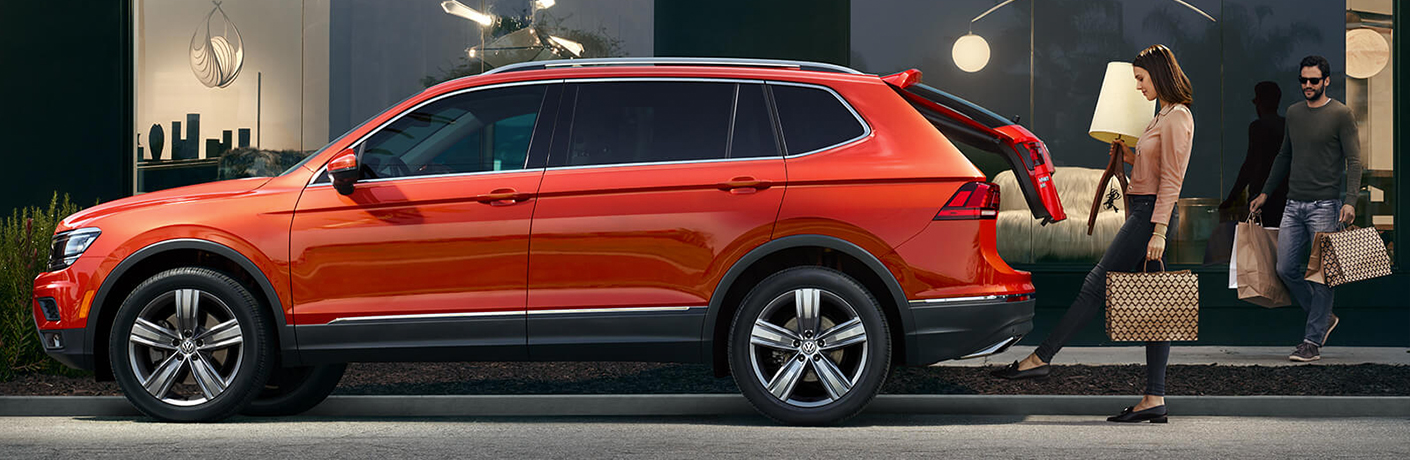 2019 Volkswagen Tiguan is a Top Safety Pick +