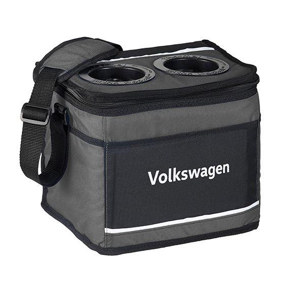 gray volkswagen cooler
