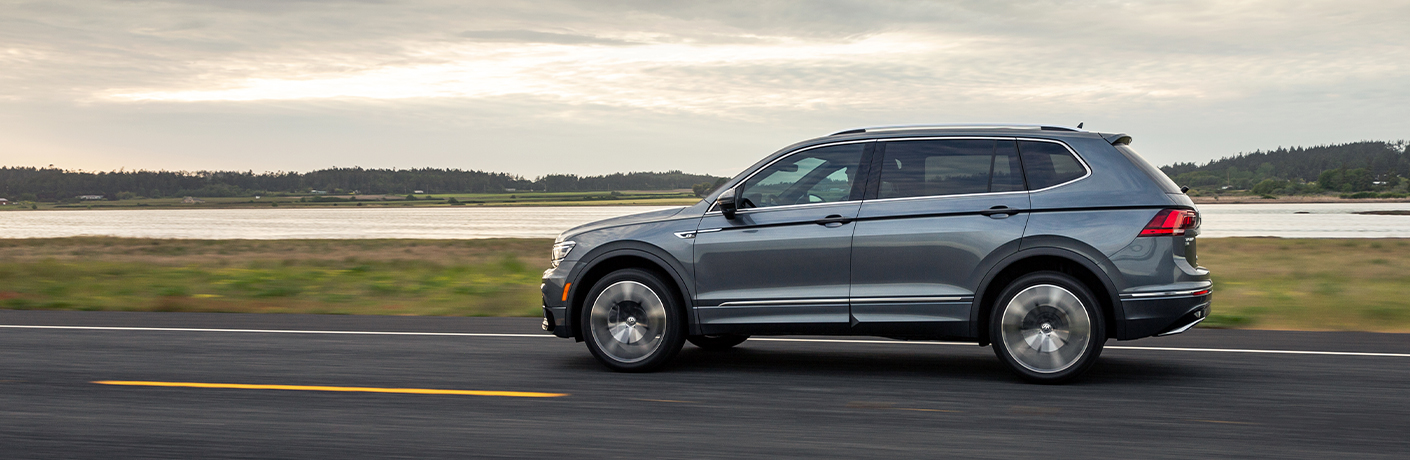 What are the Safety Features for the 2020 Volkswagen Tiguan?