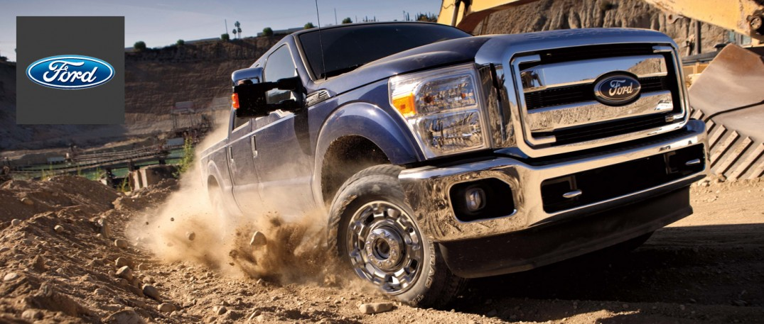 Ford Trucks specifications, towing, trims, engine