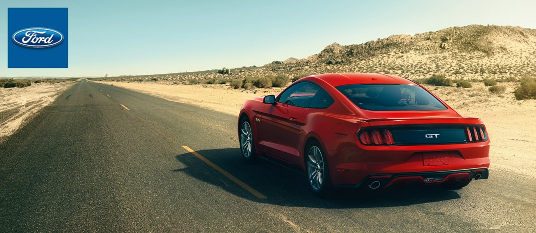 2015 Ford Mustang EcoBoost F-150 EcoBoost
