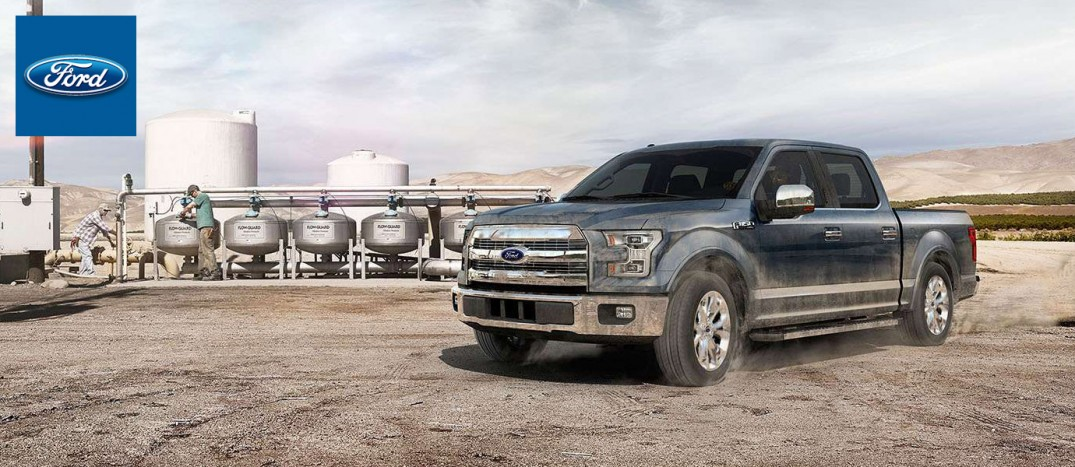 Ford F-150 Towing capacity and specs