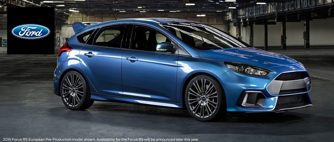 Ford Focus RS engine, specs, transmission, cost