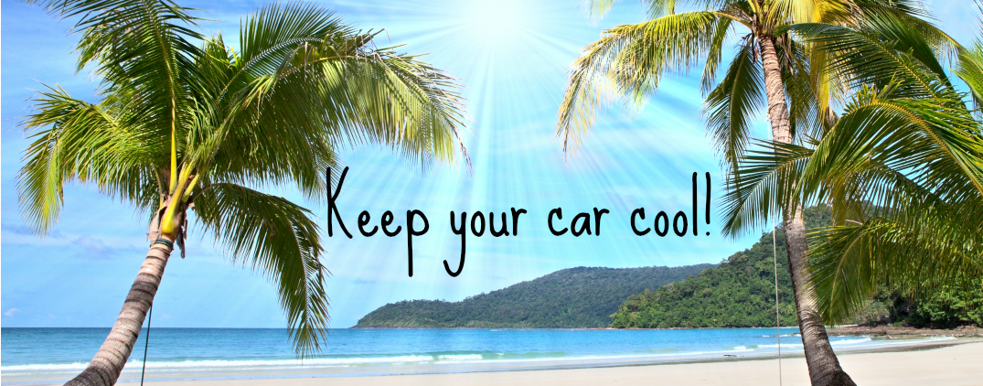 How to keep a car cool in the summer