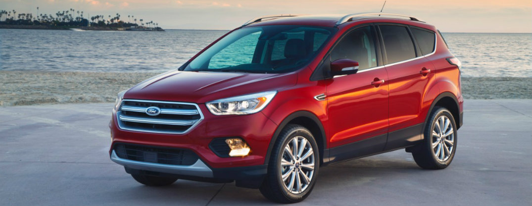 2017 Ford Escape available near Tampa FL