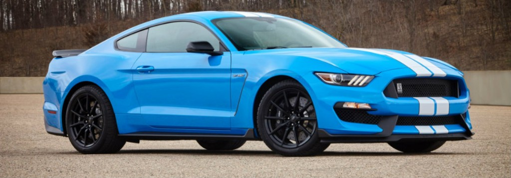 10 Best Certified Pre Owned Luxury Cars Under 30 000: 2017 Ford Shelby GT350 Mustang Release Date