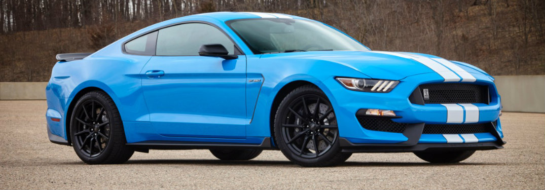 2017 Ford Shelby GT350 Mustang release date-Brandon Ford
