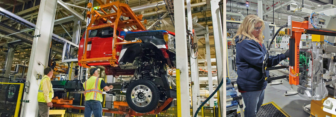 Are Ford vehicles still made in the USA?