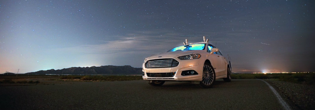 Can an autonomous car drive without headlights?