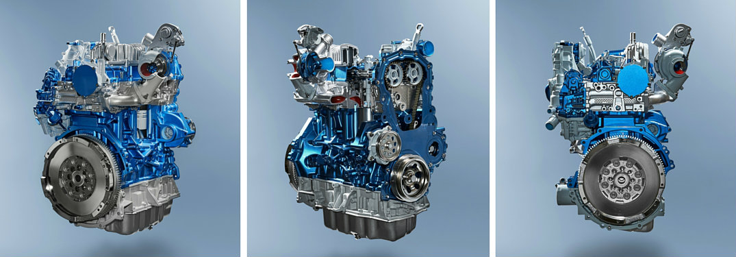 Ford EcoBlue engine availability