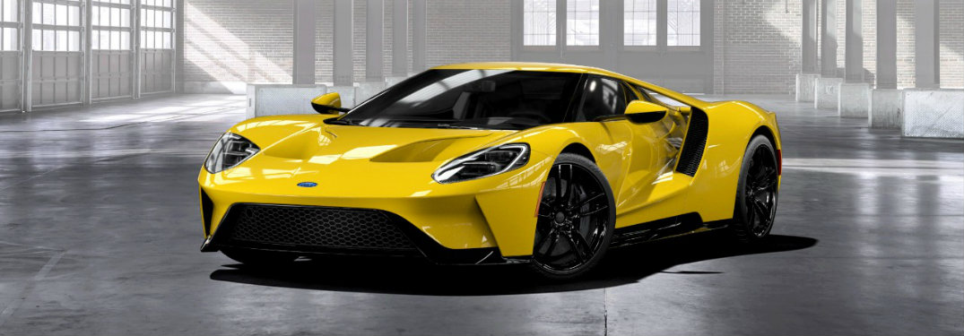 Can I still apply for a new Ford GT?