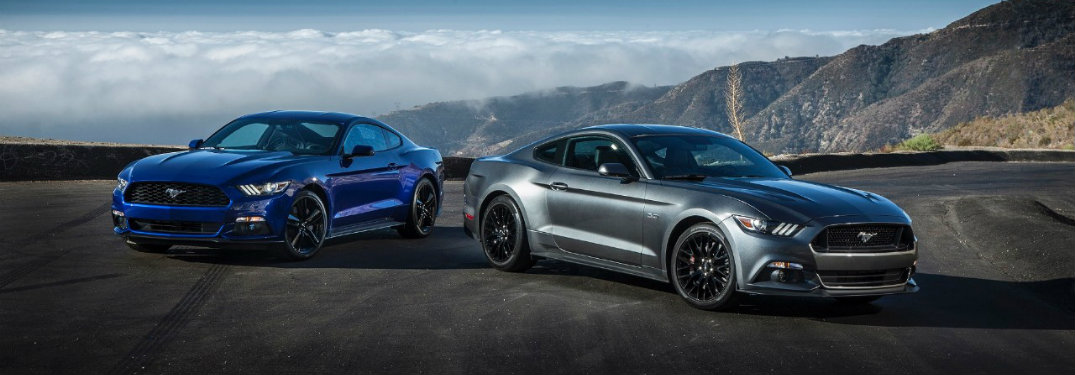 Ford Mustang EcoBoost engine performance and capabilities