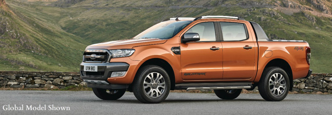 Ford Ranger will return for the the 2019 model year