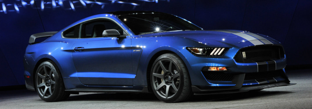 2016 Ford Shelby Mustang GT350 near Tampa, FL