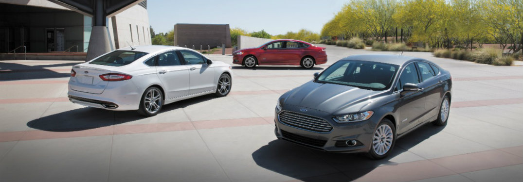 Differences between the 2016 Ford Fusion and the Fusion Hybrid