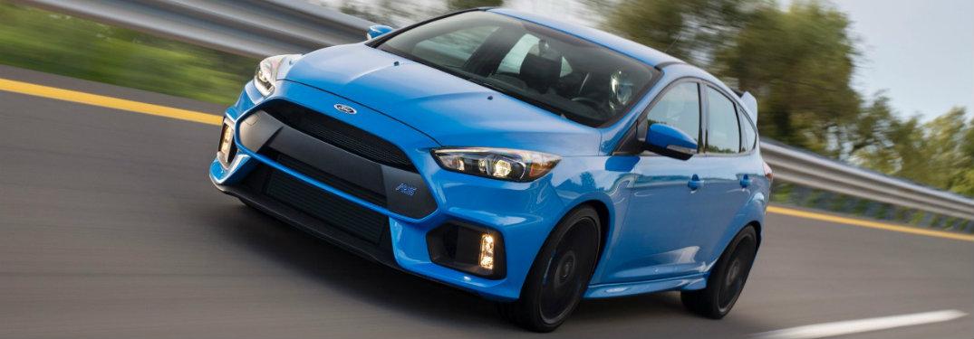 2016 Ford Focus RS available near Tampa FL