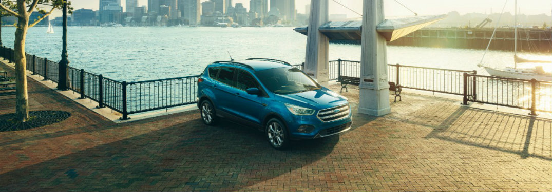 2017 Ford Escape Award Wins