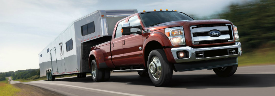 Has the 2016 Ford Super Duty won any awards?