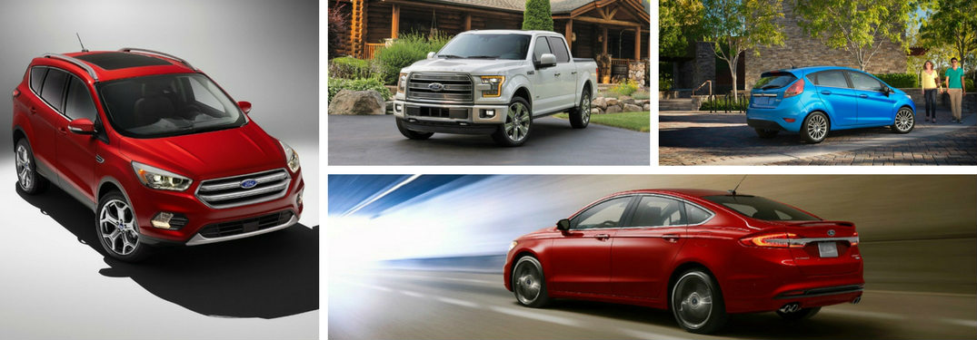 August 2016 Ford sales and specials near Tampa FL