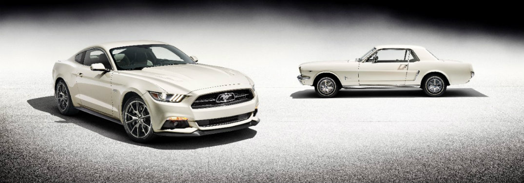 50 Years of Great Mustang Models