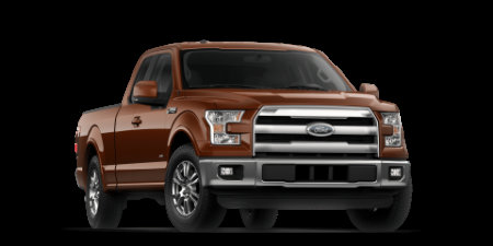 2017 Ford F-150 Bronze Fire