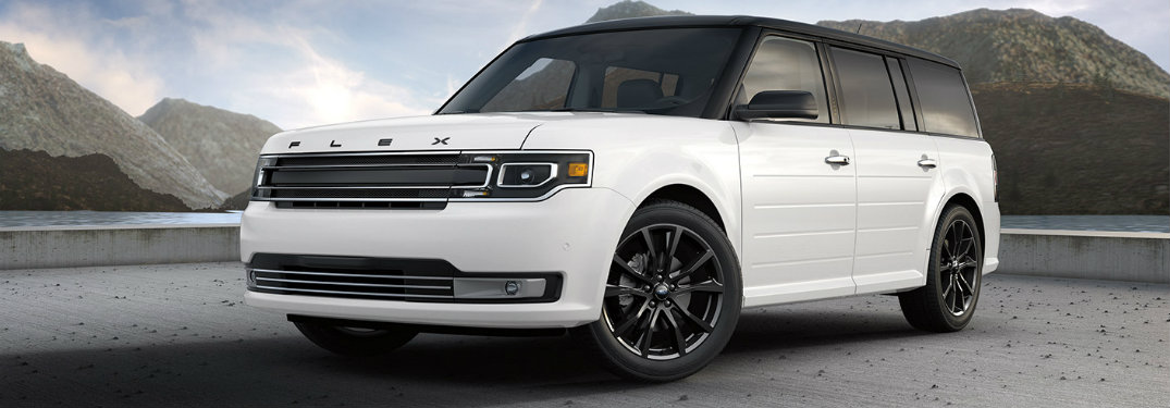 2017 ford flex engine options and performance