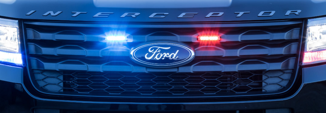 Images of the Ford police lineup