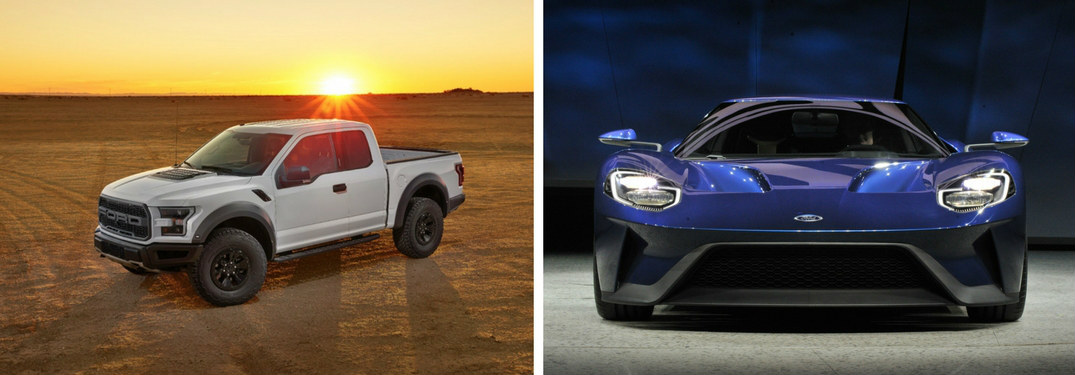 Is the new Ford F-150 engine the same engine from the Ford GT