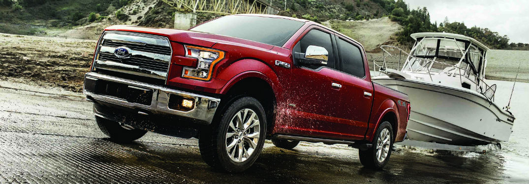 Has the 2017 Ford F-150 won any awards