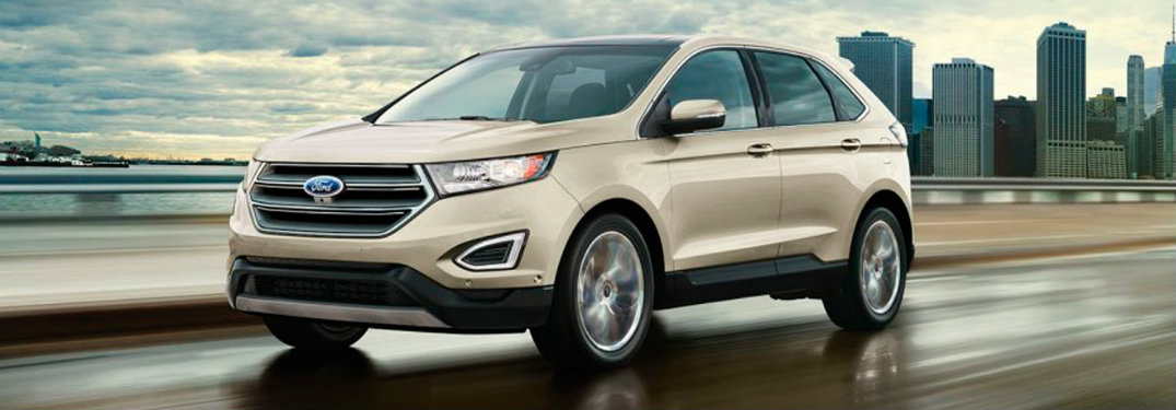 Get the 2017 Ford Edge at Brandon Ford!