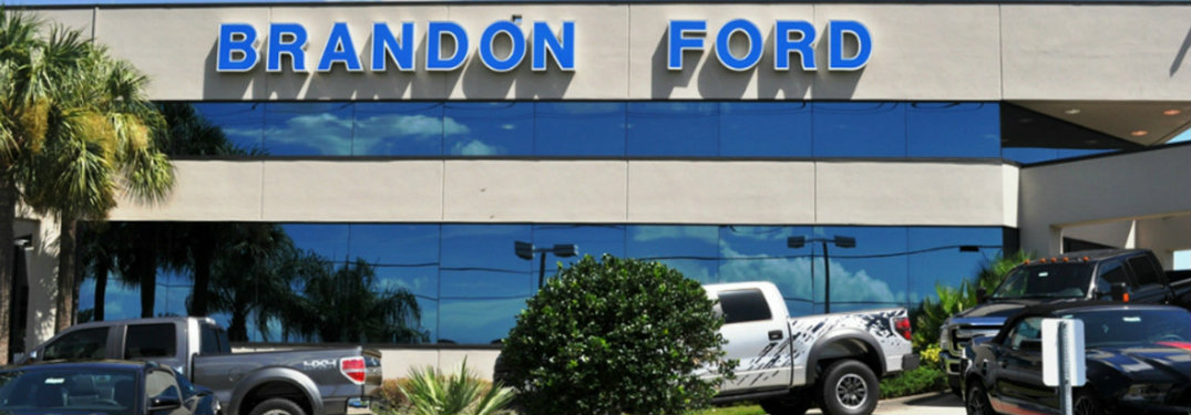 Who is the General Manager at Brandon Ford?
