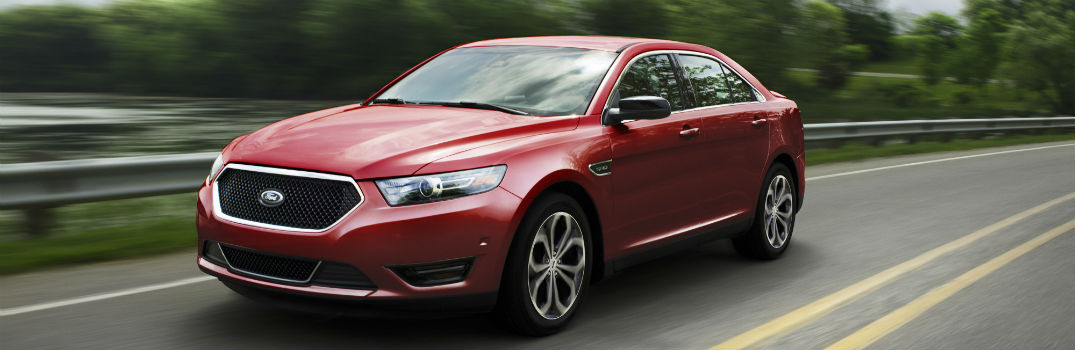 2017 Ford Taurus New Technology and Safety Features_o